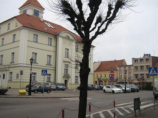 Rynek w Kościanie