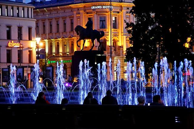 fontanny Lublin
